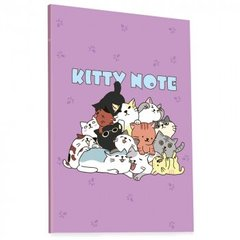 "Блокнот TM Profiplan ""Kitty note"" lilac, А5"